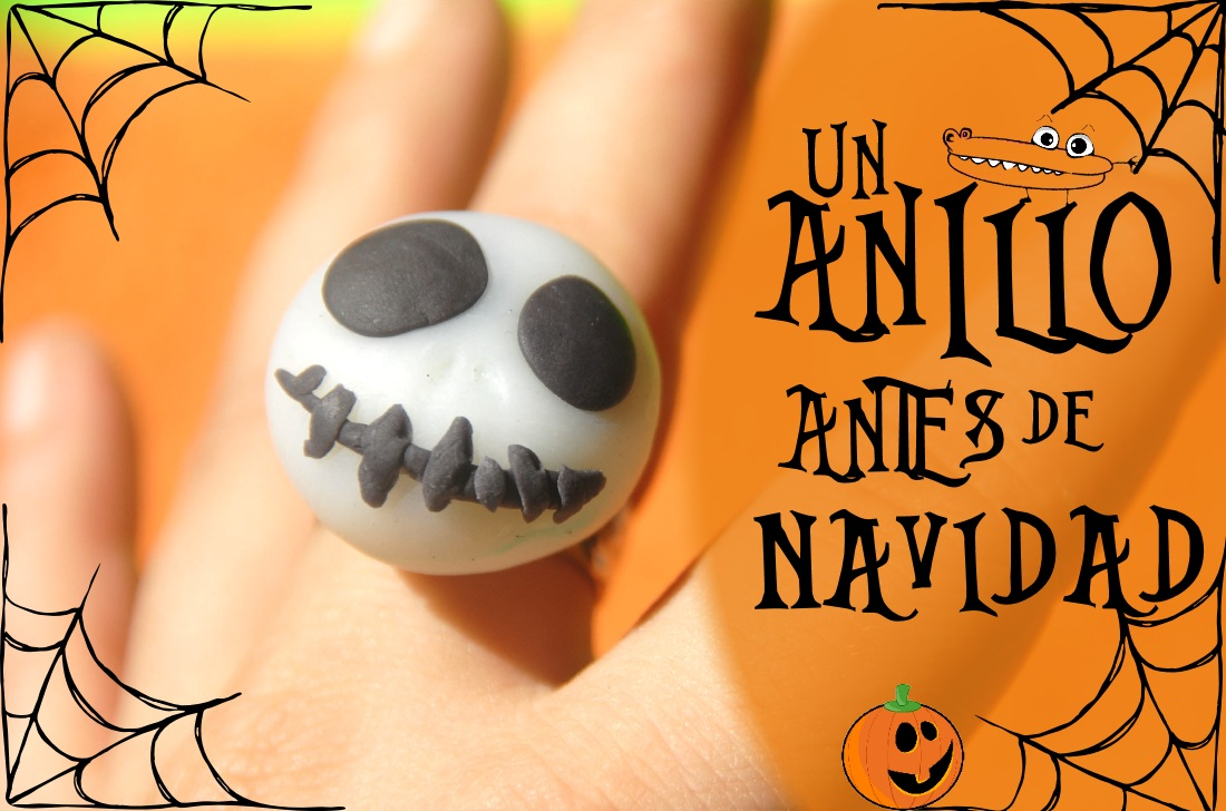 Anillo de Jack Skellington