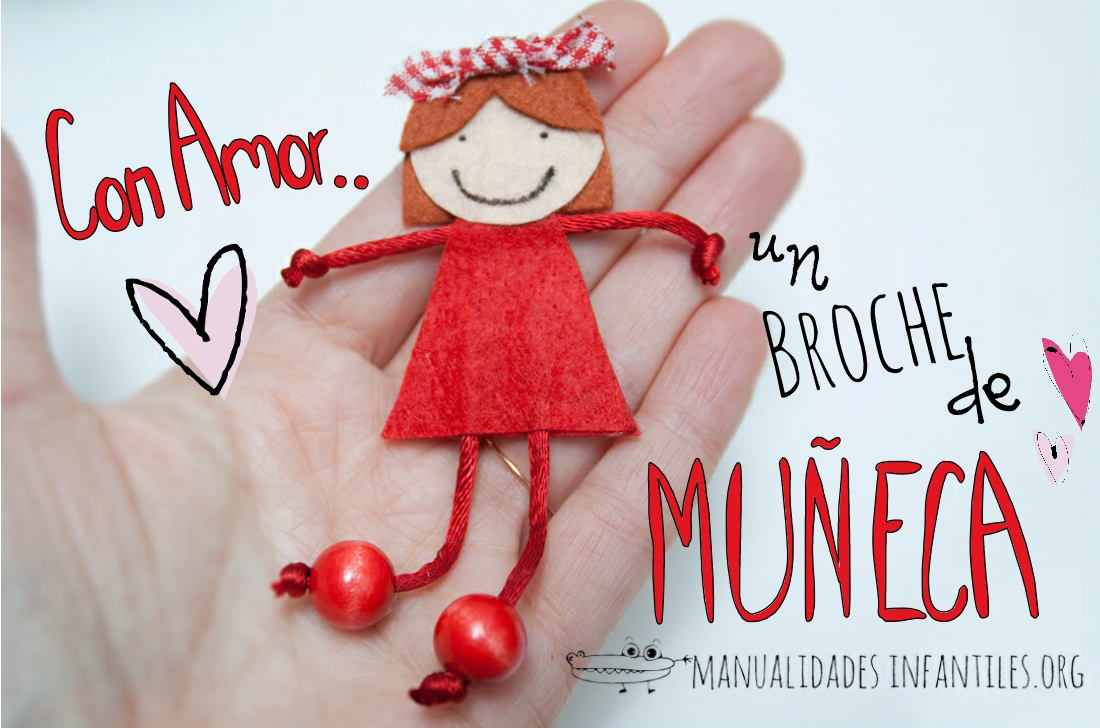 Broches de muñecas