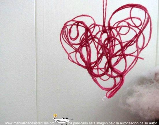 corazon de lana