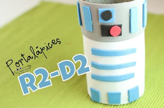 Lapicero Star Wars R2-D2