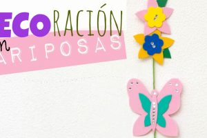 Mariposas decorativas