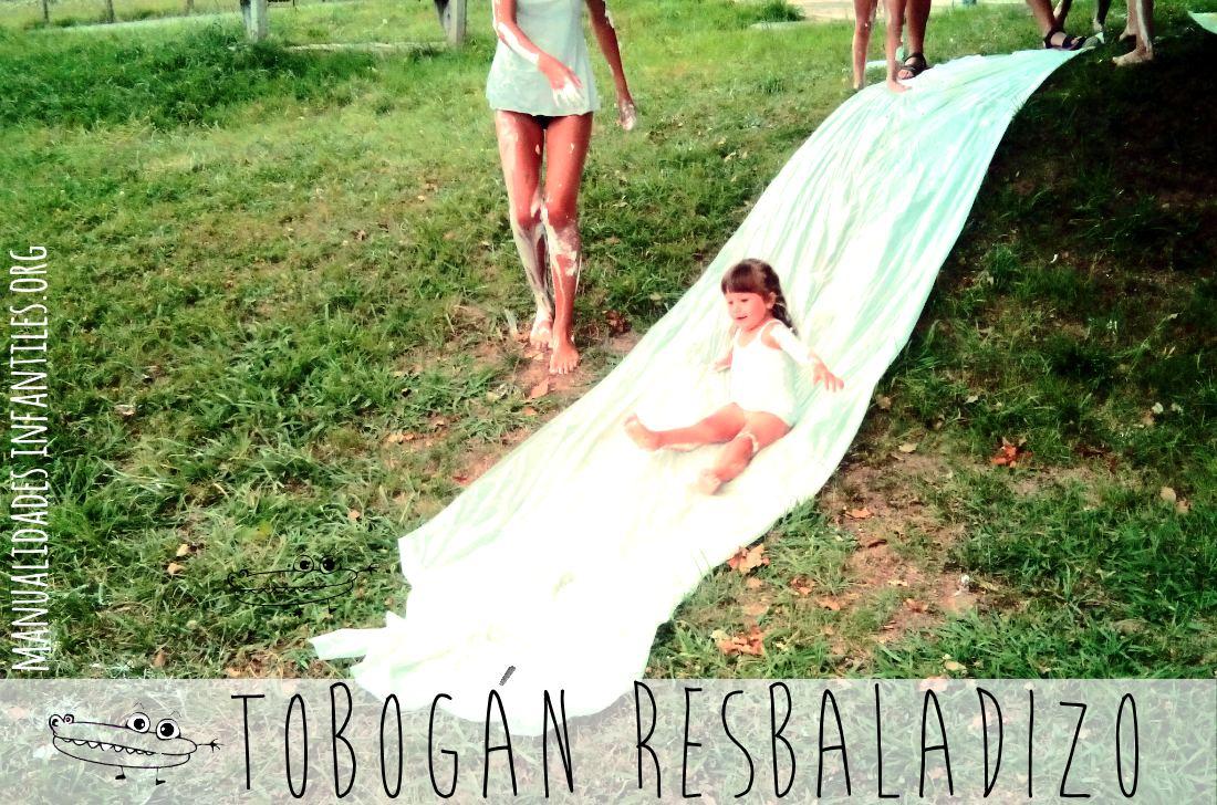 Tobogan resbaladizo