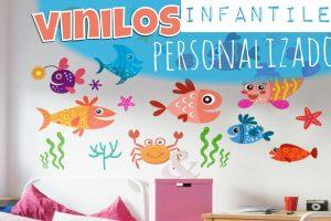 Vinilos infantiles personalizados tenvinilo
