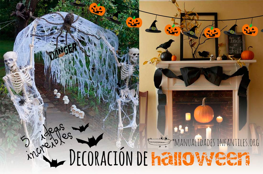DEcoración de Halloween