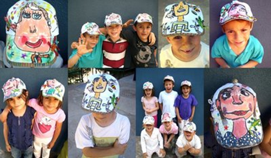 Gorras Decoradas