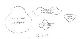 molde reno goma eva Reno Rudolfh
