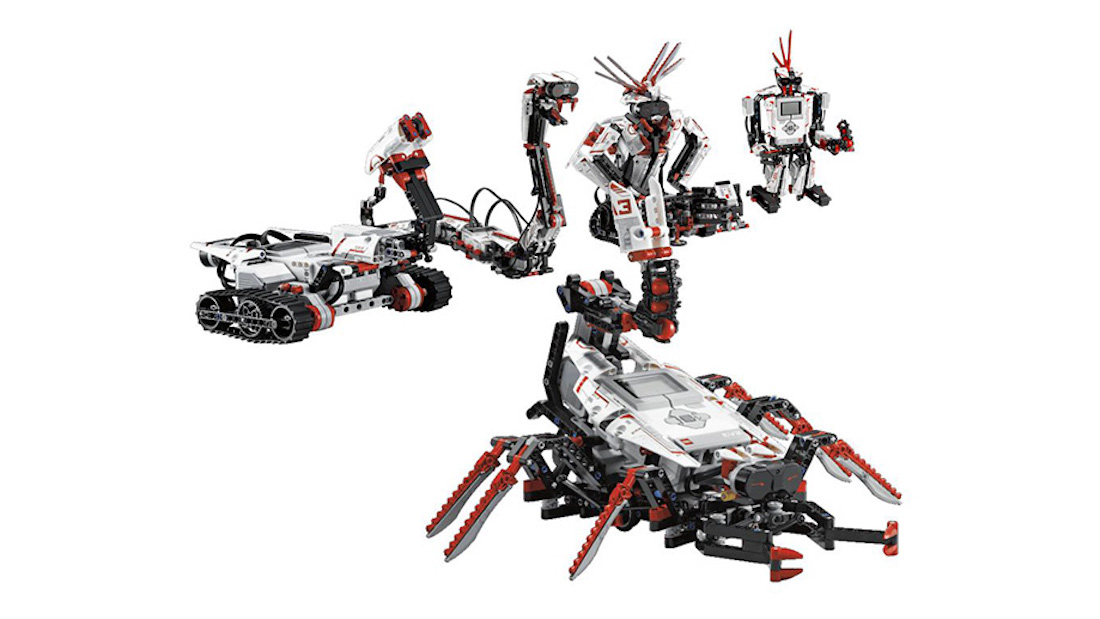 Lego Mindstorms EV3 ROBÓTICA EDUCATIVA